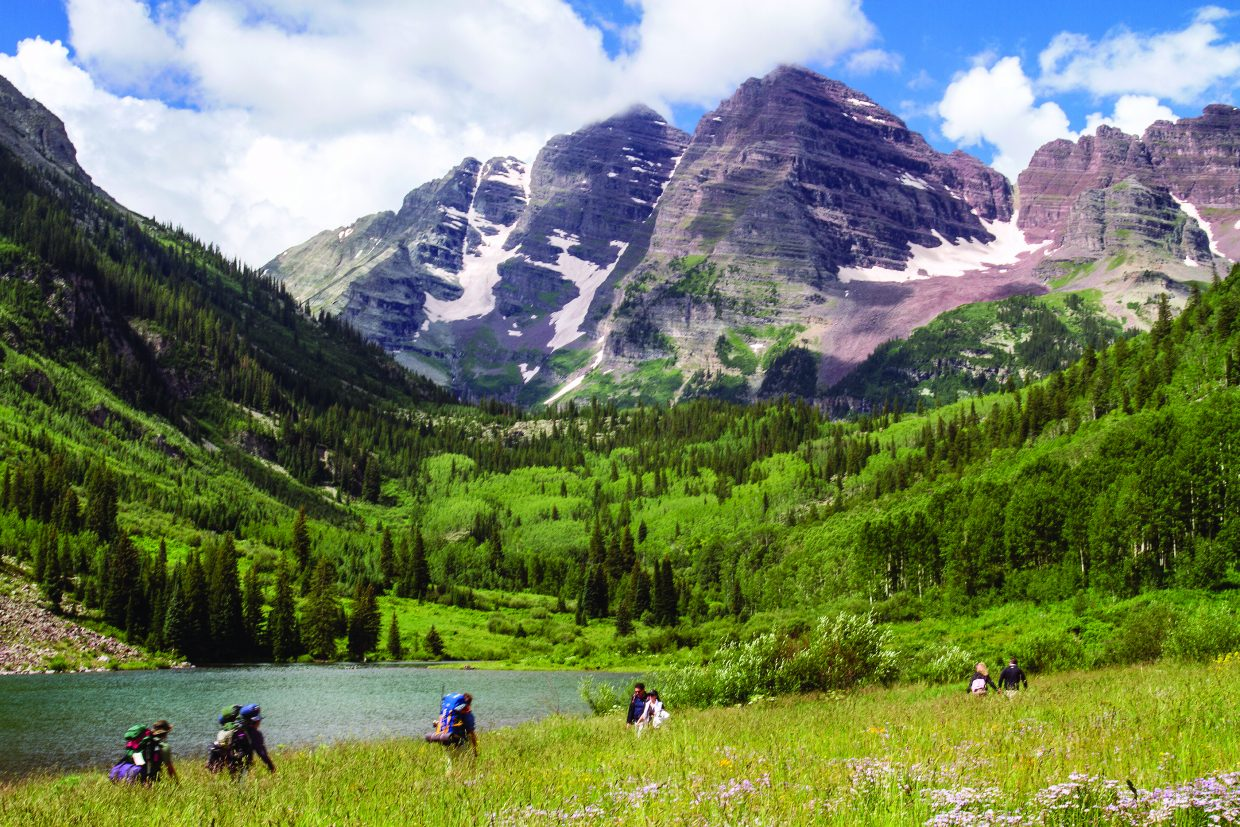 Forest Service steps closer to camping permit system in