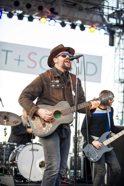 Patterson Hood of the Drive-By Truckers.