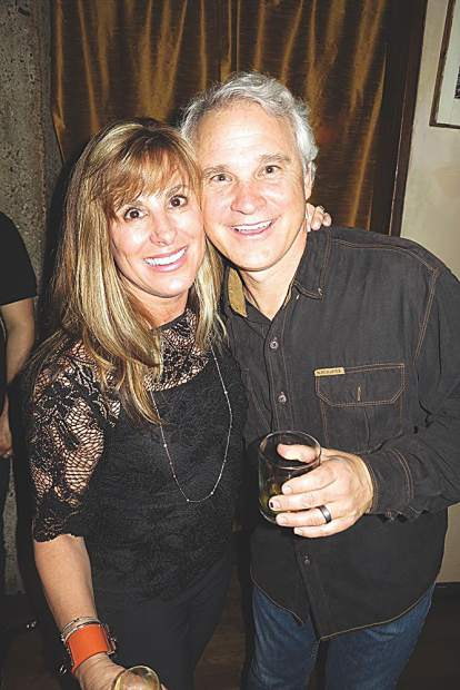 Elizabeth Slossberg and her hubby, Jeff Posey.