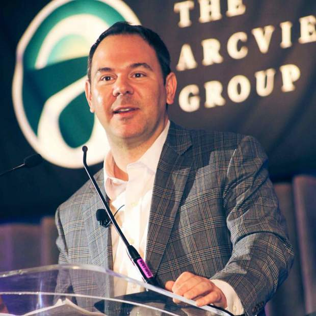 CEO Troy Dayton at a recent Investor Forum.