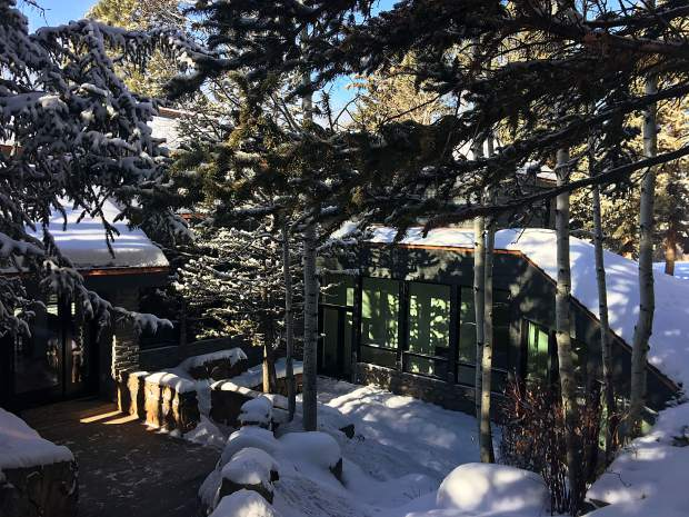 Incredible Remodeled Aspen Home John Denver Built Goes On Market For Download Free Architecture Designs Ferenbritishbridgeorg