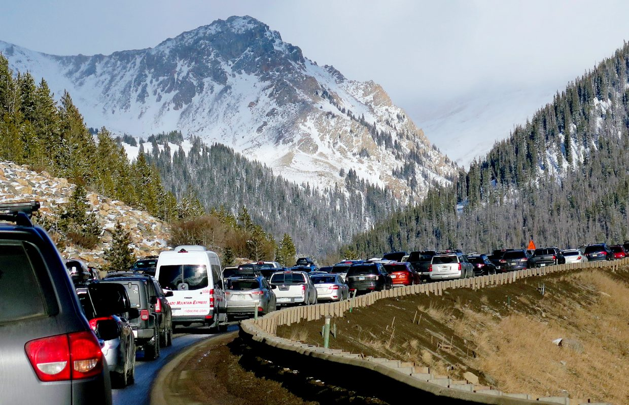 Colorado's traffic nightmare: 'Friends don't let friends