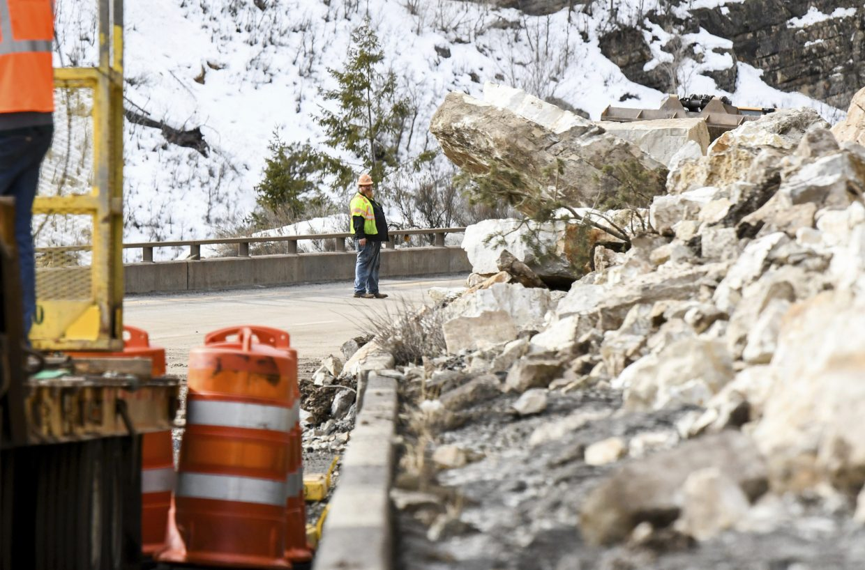 I-70 reopens in both directions through Glenwood Canyon
