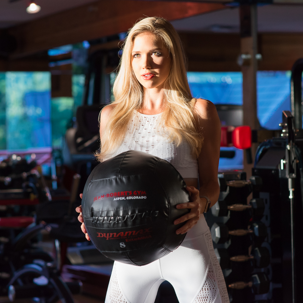 Working out at Jean-Robert's Gym in Aspen — and soon at its second location in Willits — means intentional exercise that focuses on posture, muscle and core strength.