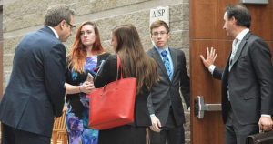 DA's office: Plea disposition in works in Lake Christine Fire cases of Richard Miller, Allison Marcus