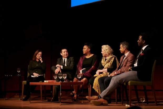 Aspen Words Literary Prize nominees on fiction and social impact