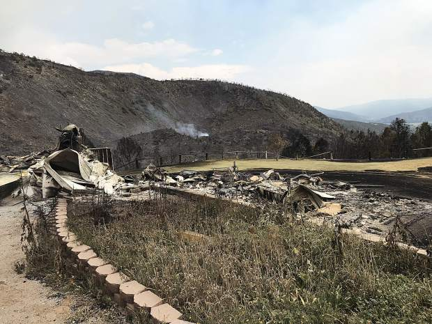 Victim of Lake Christine Fire has mixed view of sentence for fire starters