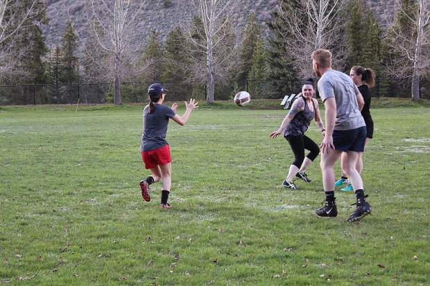 New Vail Women's Rugby team makes it official for summer