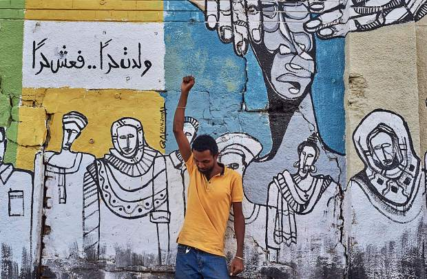 The Art of Revolution in Sudan | AspenTimes com