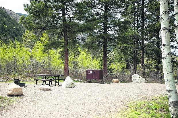 Aspen's Difficult Campground will open Saturday, most