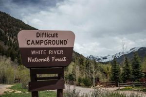 Aspen's Difficult Campground will open Saturday, most campgrounds will open late due to snow cover
