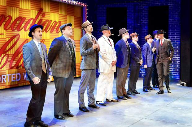 Review: 'Guys and Dolls' at Theatre Aspen | AspenTimes com