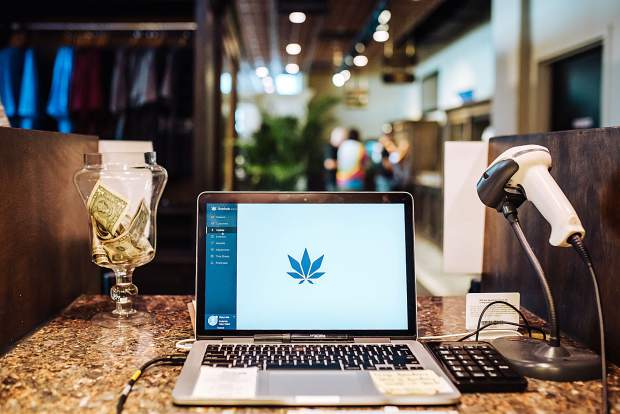 Flowhub's point of sale software is in more than 700 dispensaries in 11 states.