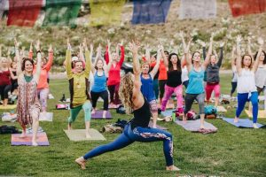 Yoga on the Mountain descends on Snowmass from classes to concerts