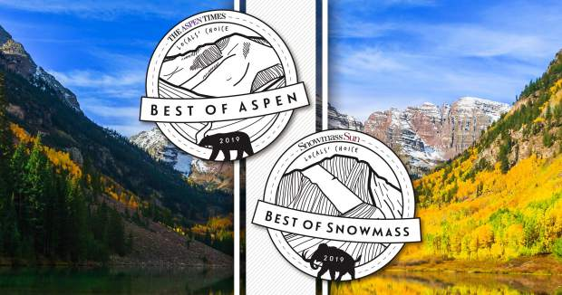 Nomination time for annual 'Best of Aspen & Snowmass'