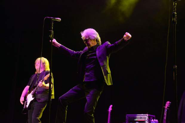 Three Dog Night's founder and lead singer, Danny Hutton