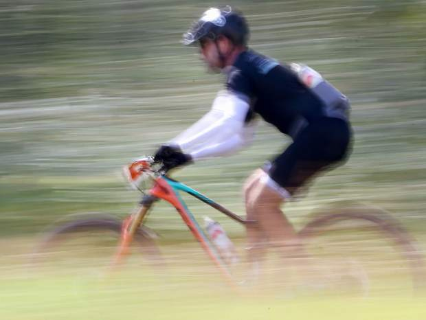 Herman repeats as Power of Four mountain bike champ on new Snowmass course