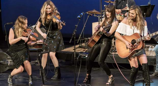 Wheeler Opera House's 2019 On the Rise series brings four new acts to Aspen